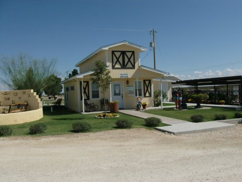 Hilltop RV Fort Stockton Texas